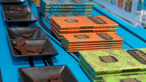 corporate chocolate tasting events, best dark chocolate & chocolate gifts online