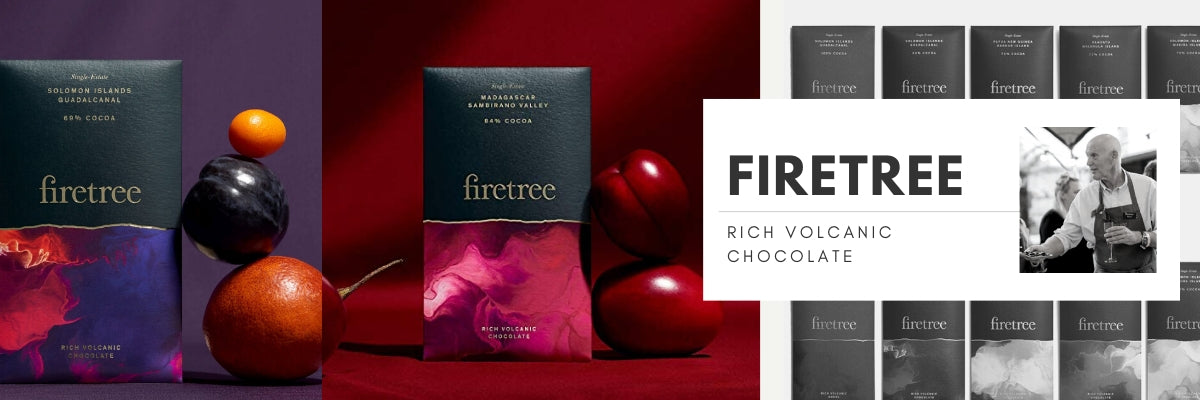 vegan gift | firetree chocolate