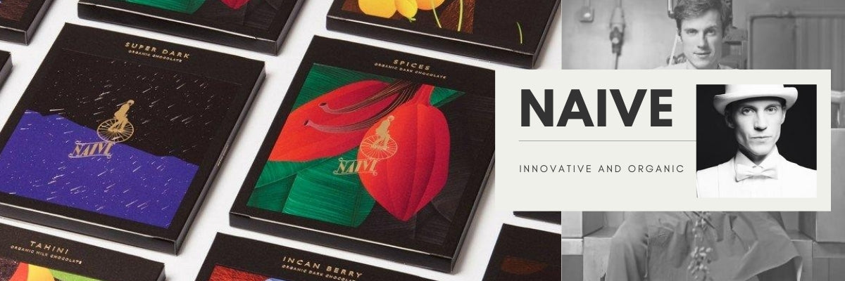naive chocolate | bean-to-bar chocolate