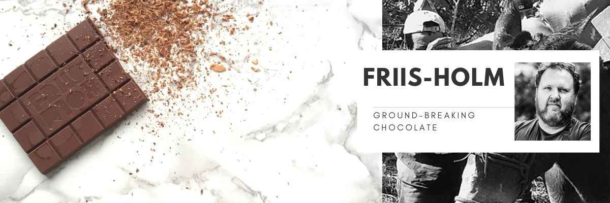 Friis Holm Chocolate | Chocolates Singapore