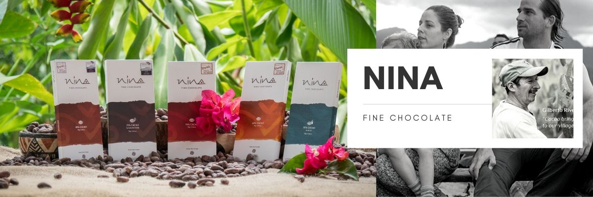 nina chocolate | best bean-to-bar chocolate delivery
