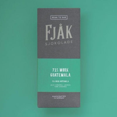 Dark Chocolate - Fjak Guatemala | Chocolate Singapore