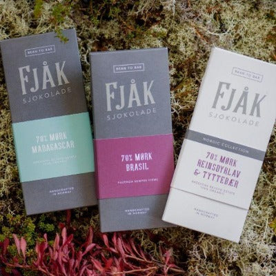 Dark Chocolate - Fjak Guatemala | Best Chocolate Onine