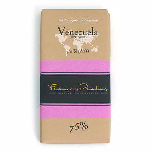 Pralus - Venezuela 75% - HelloChocolate®- Featured Products