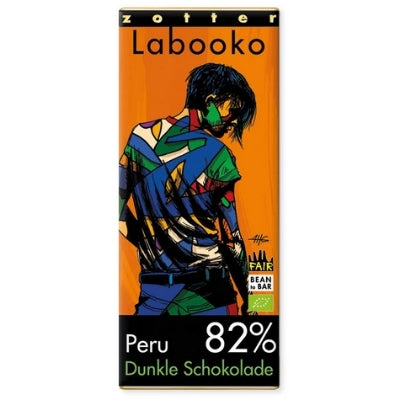 Dark chocolate | Labooko Peru 82%