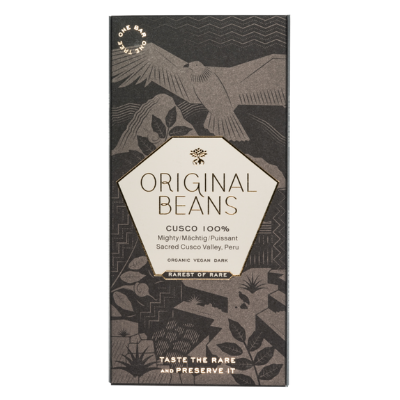 Sugar-free Chocolate - Original Beans Cusco Chuncho | Chocolate Delivery