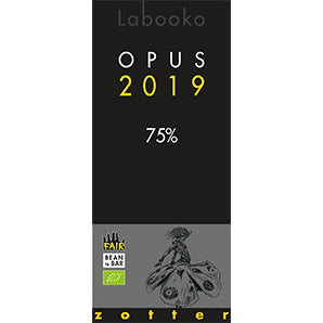 best chocolate in the world | labooko opus 2019