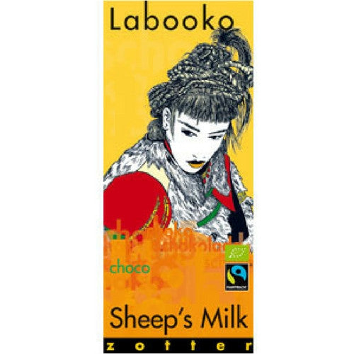 Labooko Chocolate - Sheep's Milk