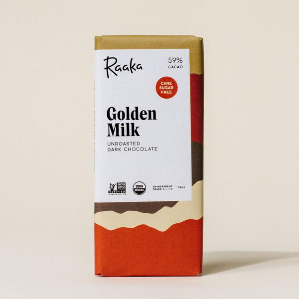 chocolate delivery singapore | raaka raw chocolate golden milk