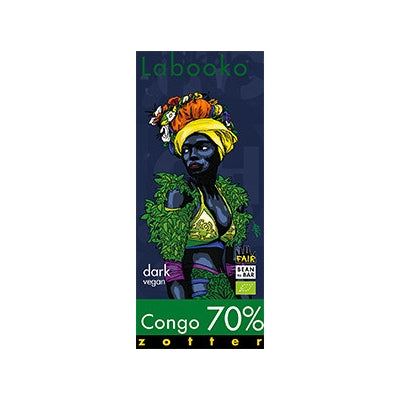 Labooko - Dark Chocolate - Congo 70%