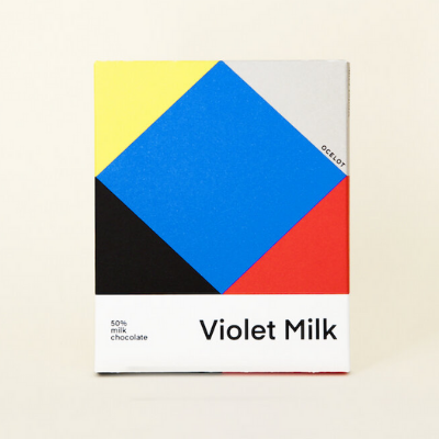 Milk Chocolate - Violet Milk 50% | Ocelot
