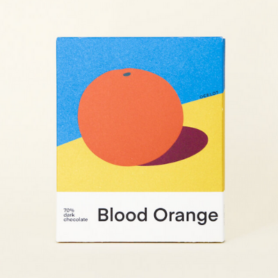 Dark Chocolate - Blood Orange 70% | Ocelot