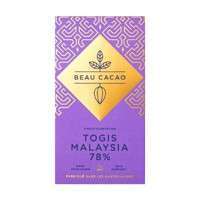 Dark Chocolate - Beau Togis | Chocolate Delivery Singapore