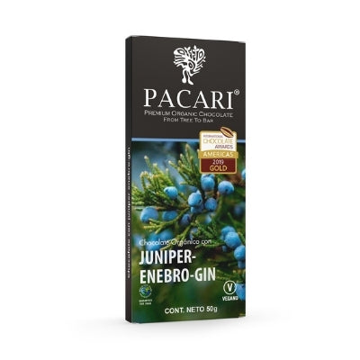 Pacari Dark Chocolate  Gin 60% | Chocolate Delivery Singapore