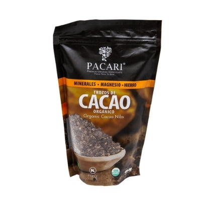Pacari  Raw Cacao Nibs | Organic Food Singapore