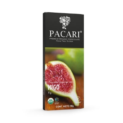 Pacari Fig 60% - HelloChocolate®- Pacari