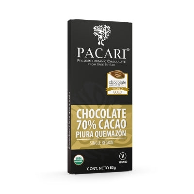 Dark Chocolate - Pacari Piura Quemazon | Hello Chocolate