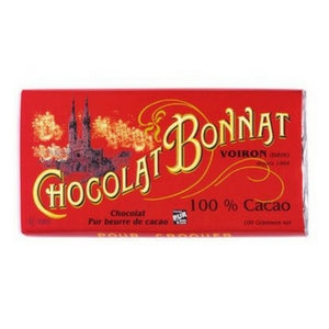 Sugar-free Dark Chocolate - Bonnat Noir | Best Chocolate Online