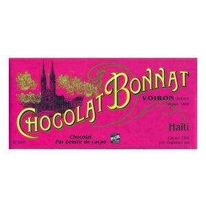 bonnat chocolate haiti bar | best chocolate delivery