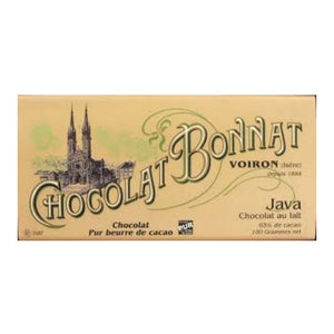 bonnat chocolate java dark milk | best chocolate delivery