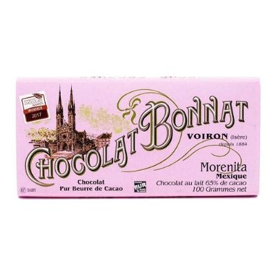 Bonnat - Morenita Mexico 65% Dark Milk Chocolate