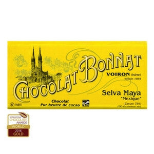 bonnat chocolate selva maya | chocolate delivery singapore