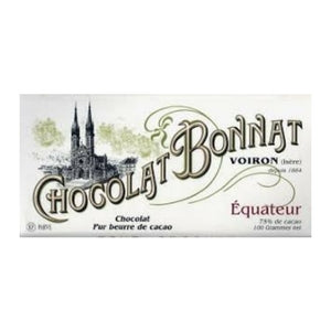 Bonnat Dark Chocolate Equateur | Chocolate Delivery Singapore