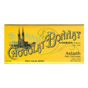 Milk Chocolate - Bonnat Asfarth 65% | Best Chocolate Online