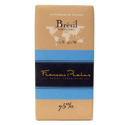 Pralus - Dark Chocolate - Bresil 75%