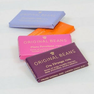 Dark Chocolate Minis -  Original Beans Cru Udzungwa | Online Chocolate