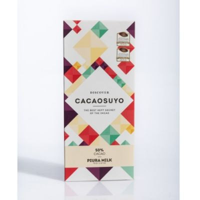 Cacaosuyo Piura Milk 50% | Chocolate Gifts