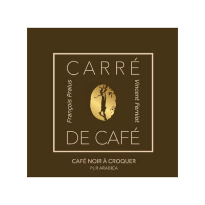 Pralus Coffee Tablet - Carre de Cafe Noir