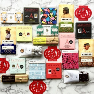 chinese new year hamper double prosperity and mega luck | chocolate gifts delivery