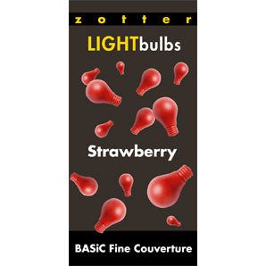 Couverture Chocolate  - Bulbs Strawberry