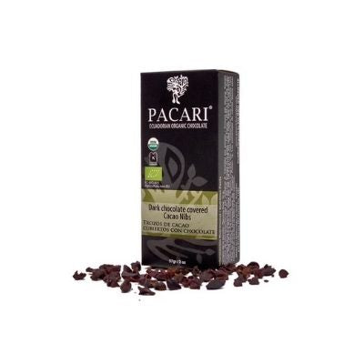 Chocolate Nibs - Pacari | Surprise Chocolate Birthday Gift Delivery