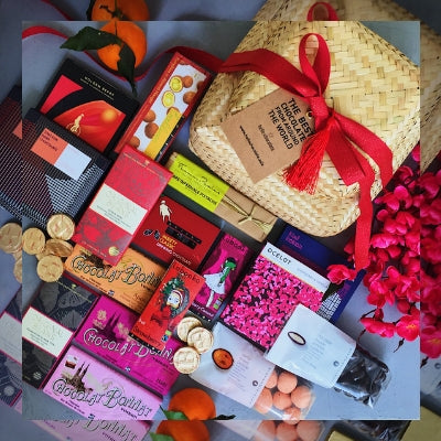 Chocolate Chinese New Year Hamper - Double Prosperity & Ultra Luck