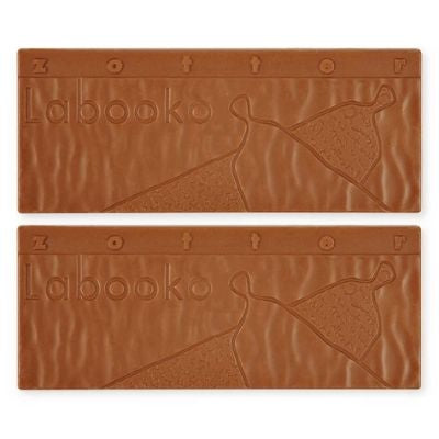 Milk Chocolate - Labooko Coffee | Bean-to-bar Chocolate