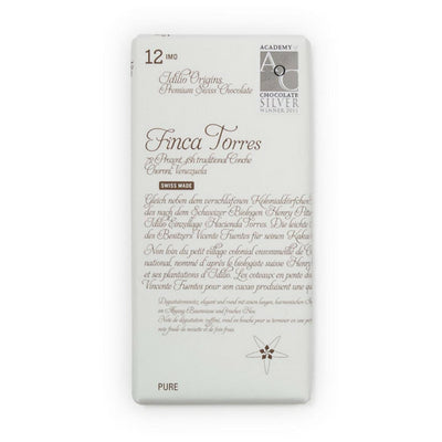 Idilio - Dark Chocolate - Finca Torres 72%