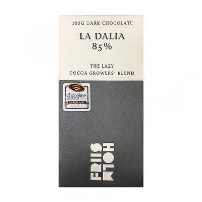 Friis Holm - Dark Chocolate - La Dalia 85%