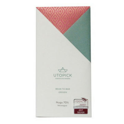 dark chocolate | utopick nugu 70%