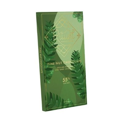 Dark Chocolate - Ritual Pine Nut | Best Chocolate Online