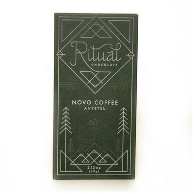 dark chocolate | ritual novo coffee