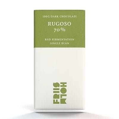 Chocolates Singapore | Dark Chocolate | Friis Holm Rugoso 70%