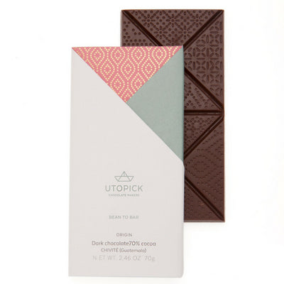 best dark chocolate | utopick | chivite