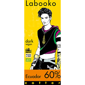 craft chocolate | labooko ecuador 60%
