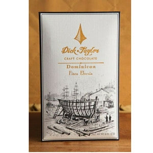 Dick Taylor Dominican Republic Dark Chocolate 72% - HelloChocolate®- Dick Taylor