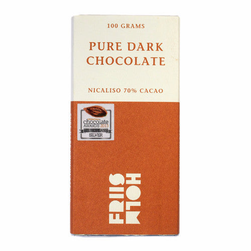 Friis Holm Chocolate - Nicaliso Nicaragua 70 % - HelloChocolate®- Featured Products