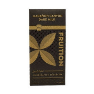 Fruition Chocolate - Dark Milk - Peru Marañón 68%