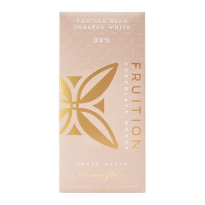 Fruition - Toasted White Chocolate 38%