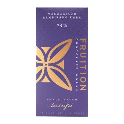fruition dark chocolate madagascar | delivery gift